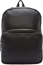 Marc By Marc Jacobs Black Leather Minimalist Backpack