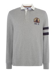 Howick Men's Freemont Rugby Top Charcoal