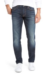 Jean Shop Men's 'Jim' Slim Fit Selvedge Jeans