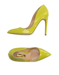 Rupert Sanderson Footwear Courts Women Acid Green