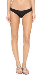 Beach Riot Black Label Slate Bikini Bottoms