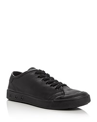 Rag And Bone Standard Issue Lace Up Sneakers Black