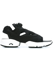 Reebok Rubber Sole Sandals Black