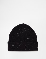 Selected Neppy Beanie Blue