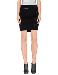 Numph Skirts Knee Length Skirts Women Black