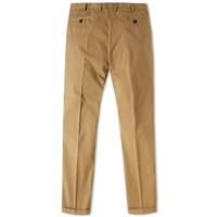 Gant Rugger Slim Chino Brown
