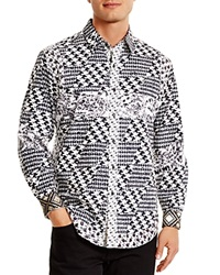 Robert Graham Limited Edition Heraldic Horse Classic Fit Button Down Shirt