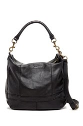 Liebeskind Ramona Leather Hobo Bag Black