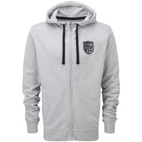 Henri Lloyd Full Zip Hooded Sweater Grey