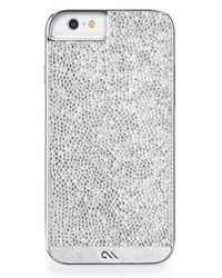 Diamond Brilliance Iphone 6 Case Silver Neiman Marcus