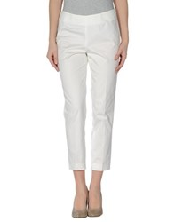 Blue Les Copains Trousers Formal Trousers Women
