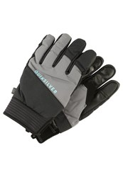 Quiksilver Method Gloves Quiet Shade Grey