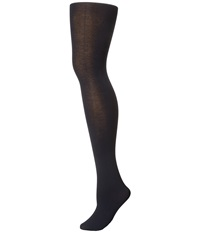 Falke Cotton Touch Tights Dark Navy Hose