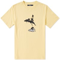 Thames Eros Tee Yellow
