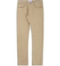Garbstore Tan Indigo Farm Slim Pants