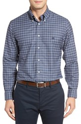 Brooks Brothers Men's Regent Fit No Iron Oxford Check Sport Shirt