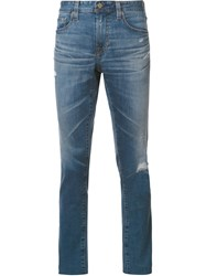 Ag Jeans 'Nomad 18 Year Orchard' Blue