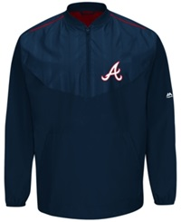 Majestic Men's Atlanta Braves Training Jacket