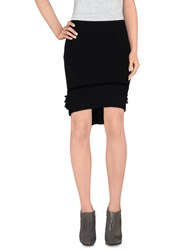Ungaro Fever Skirts Knee Length Skirts Women Black
