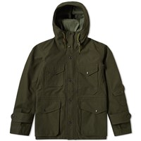 Nanamica Gore Tex Cruiser Jacket Green
