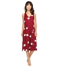 Brigitte Bailey Flowers Jumpsuit Dried Rose Combo Women's Jumpsuit And Rompers One Piece Multi