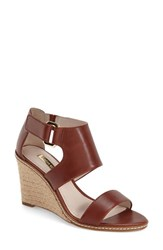 Women's Louise Et Cie 'Rocco' Wedge Sandal Brandy