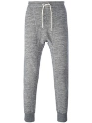 Dsquared2 Classic Track Pants Grey