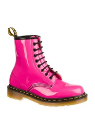 Dr. Martens Originals 1460 Patent Leather Boots Hot Pink