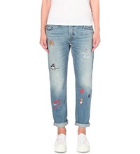 Levi's 501 Ct Slim Fit Mid Rise Jeans California Dreamin'