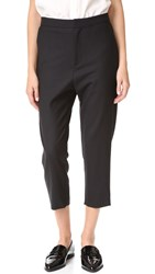 Superfine Secret Tailored Pants Black