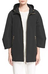 Women's Moncler 'Maquereau' Water Resistant Hooded Techno Jacket