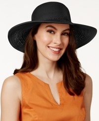 Nine West Mixed Packable Floppy Hat