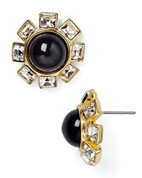 Dylan Gray Flower Stud Earrings Bloomingdale's Exclusive Black
