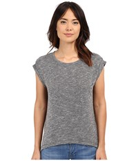 Culture Phit Mayce T Shirt Sweater With Pocket Charcoal Women's Sweater Gray