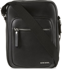 Diesel Damper Cross Body Bag Black