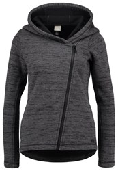Bench Cardigan Anthracite Marl Mottled Anthracite