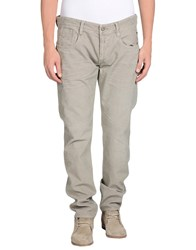 Replay Trousers Casual Trousers Men Blue