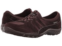 Skechers Active Breathe Easy Easy Moneybags Chocolate Women's Shoes Brown