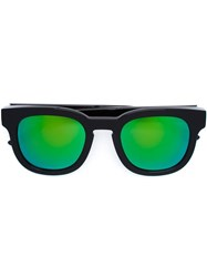 Thierry Lasry Garrett Leight X Thierry Lasry 'No3' Sunglasses Black