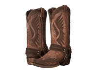 Stetson Outlaw Wings Washed Brown Men's Boots