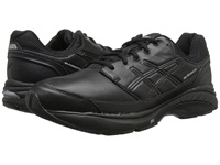 Asics Gel Foundation Workplace Black Onyx Silver Men's Shoes