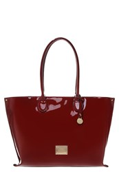 L.Credi Tote Bag Rot Red