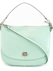 Coach Hobo Shoulder Bag Blue
