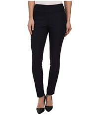 Nic Zoe Slim Wonderstretch Pants Midnight Women's Dress Pants Navy