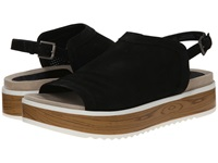 Naya Uno Black Nubuck Women's Sandals