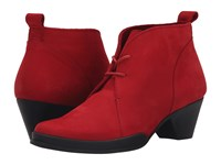 Arche Getyka Piment Women's Lace Up Boots Red