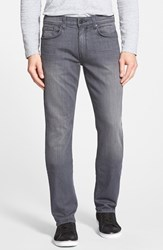 Paige Men's Big And Tall 'Federal Transcend' Slim Straight Leg Jeans Walter Walter