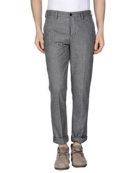 Minimum Casual Pants Grey