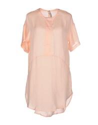 Made For Loving Dresses Short Dresses Women Salmon Pink