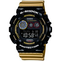 Casio G Shock Gd 120Cs 1Er Crazy Colour Watch Black